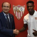 Castro y Promes (Sevilla FC)