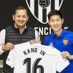 El Valencia CF, pendiente de decidir qué hacer con Kang-in Lee (VCF)