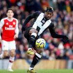 """""""El jugador del Newcastle que sigue de cerca el Atlético de Madrid./ Foto: Premier League"""""""