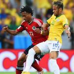 Cuadrado y Neymar (UEFA)
