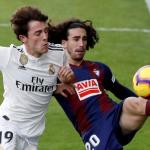 Cucurella jugó un partido memorable frente al Madrid / Eurosport