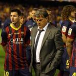 Gerardo Martino (FC Barcelona)