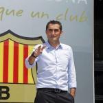 Ernesto Valverde (FC Barcelona)