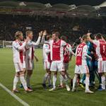Jugadores del Ajax / Facebook.