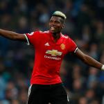 Pogba celebra un gol / Foto: United