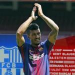 Paulinho, en su presentación con el FC Barcelona / FCB.