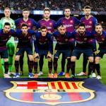 Jugadores del FC Barcelona / Facebook.