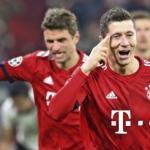 Jugadores del Bayern de Múnich / Youtube