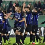 Jugadores del Inter de Milán / Youtube