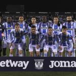 Once del CD Leganés / Leganés