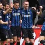 Milan Skriniar, con el Inter de Milán / twitter