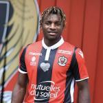 Allan Saint-Maximin / OGC Nice.