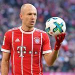 Robben en un partido con el Bayern / Yahoo