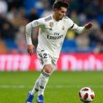 Brahim en un partido con el Real Madrid / Real Madrid