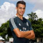 Reguilón en una entrevista / Real Madrid