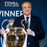 Florentino Pérez / Real Madrid.
