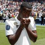 Vinícius Júnior, en su presentación con el Real Madrid / RMCF.