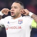A vueltas con el futuro de Memphis Depay / Ligue1.com