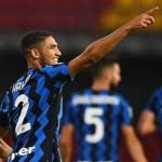 """El paso atrás de Achraf Hakimi con el Inter de Milán """"Foto: El Español"""""""