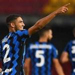 """El Inter, obligado a vender a Hakimi para pagar su traspaso y ya hay dos clubes interesados """"Foto: AS"""""""