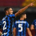 """La oportunidad táctica que perdió el Real Madrid vendiendo a Achraf Hakimi """"Foto: Corriere Della Sera"""""""