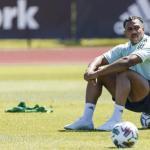 A Adama Traoré se le resiste debutar con la Selección. Foto: Milenio