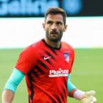 """""""Adán, ante la oportunidad de regresar al Betis . Foto: Getty Images"""""""