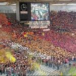 """Los insultos en el fútbol, un mal endémico """"Foto: Estadio Deportivo"""""""