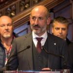 Aitor Elizegi, presidente del Athletic. Foto: Athletic-club.eus