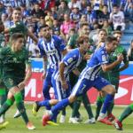 """El Alavés quiere llevarse a más de un futbolista del Real Betis """"Foto: El Correo"""""""