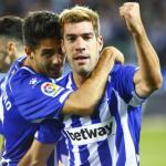 Jugadores del Deportivo Alavés durante la temporada 2018/19 / LaLiga