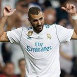 Benzema celebra un gol con el Real Madrid / Real Madrid
