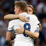 Kroos y Modric (Real Madrid)