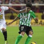 Alejandro Pozuelo sueña con volver al Real Betis. Foto: Teinteresa