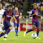 """El jugador del Barça que tiene atado el Betis """"Foto: FCB"""""""