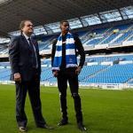 Alexander Isak, nuevo jugador de la Real Sociedad / Twitter