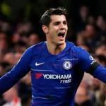 Álvaro Morata celebra un gol con el Chelsea / CFC.