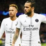 Alves reabre el debate sobre el futuro de Neymar / Pasionfutbol.com