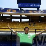 Las diez leyendas que siempre han soñado con jugar en Boca. Foto: Noticias24Mundo