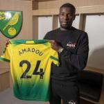 Amadou se sale en el Norwich / Besoccer.com