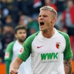 """Análisis de Philipp Max, uno de los mejores laterales de la Bundesliga """"Foto: Bundesliga"""""""
