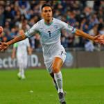 """Eran Zahavi, un delantero infravalorado en la élite europea """"Foto: Apuntes de Rabona"""""""