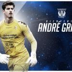 André Grandi, nuevo jugador del CD Leganés / Twitter