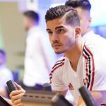 El fichaje frustrado de André Silva por el Mónaco / Twitter