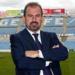 Ángel Torres, presidente del Getafe. Foto: GetafeRadio