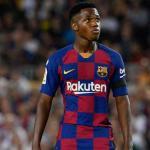 Ansu Fati volverá al Barcelona B   FOTO: FC BARCELONA
