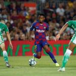 Ansu Fati, la gran sorpresa de Ernesto Valverde. FOTO: FC BARCELONA