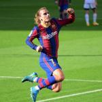 El Barça está disfrutando al mejor Antoine Griezmann