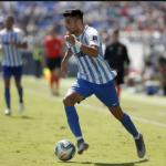 "La joven promesa del Málaga que gusta en Primera ""Foto: Málaga"""