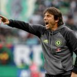 Antonio Conte, en un partido con el Chelsea. Foto: Chelseafc